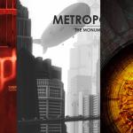 Symphobia, Albion or Metropolis Ark?